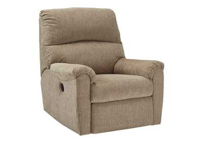 Image for McTeer Mocha Power Recliner