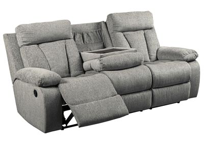 Mitchiner Fog Reclining Sofa