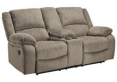 Image for Draycoll Reclining Loveseat with Console