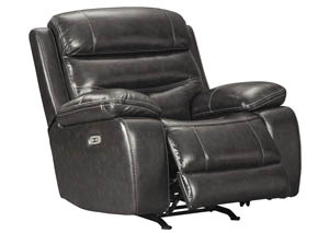 Pillement Metal Power Rocker Recliner