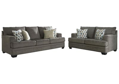 Image for Dorsten Slate Sofa & Loveseat