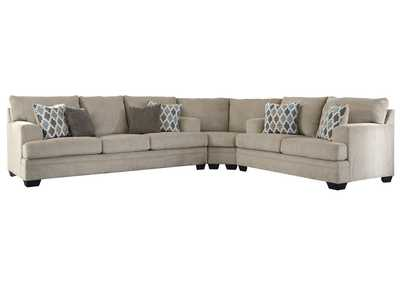 Dorsten Sisal Sectional,Signature Design By Ashley
