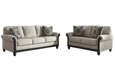 Benbrook Ash Sofa and Loveseat