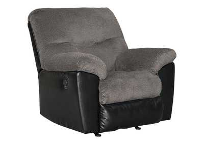 Millingar Smoke Rocker Recliner