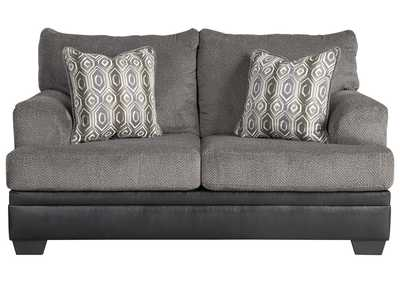 Image for Millingar Smoke Loveseat