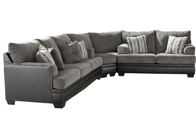 Millingar Smoke Sectional