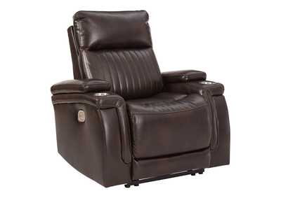 Image for Team Time Power Recliner