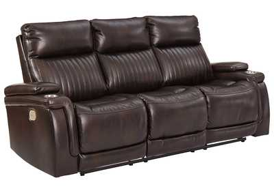 Image for Team Time Power Reclining Sofa
