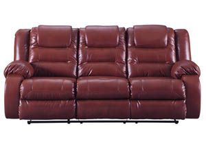Vacherie Salsa Reclining Sofa