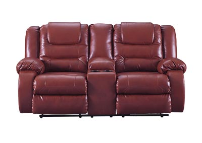 Vacherie Salsa Double Reclining Loveseat