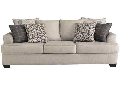 Image for Velletri Pewter Sofa