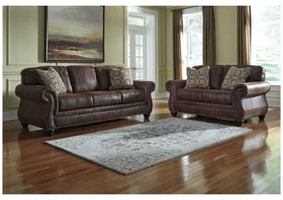 Breville Espresso Sofa and Loveseat