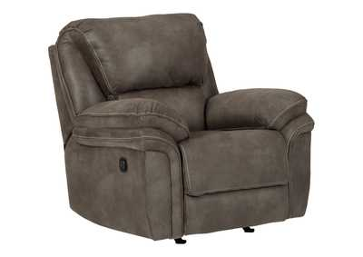 Trementon Graphite Recliner