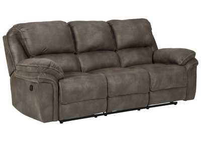 Trementon Graphite Reclining Sofa