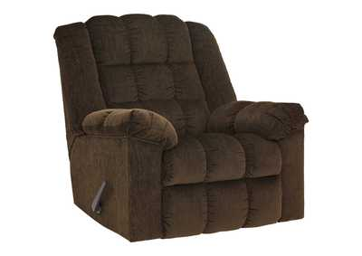 Image for Ludden Cocoa Rocker Recliner