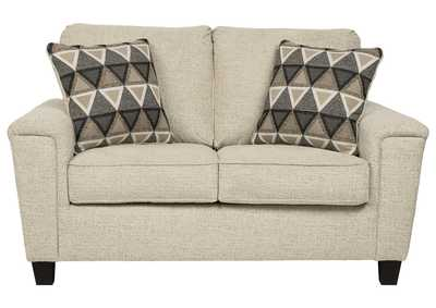 Big Al S Furniture Abinger Natural Loveseat
