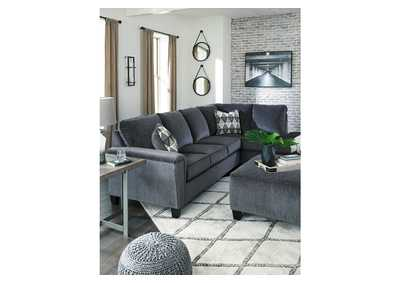 Abinger 2-Piece Sectional with Chaise,Signature Design By Ashley