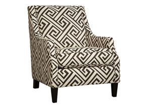 Carlinworth Expresso Accent Chair