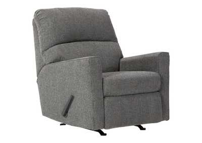Image for Dalhart Charcoal Recliner