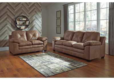 Speyer Bark Sofa and Loveseat