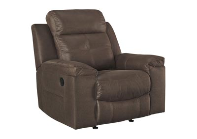 Image for Jesolo Coffee Rocker Recliner