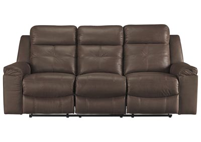 Jesolo Coffee Reclining Sofa