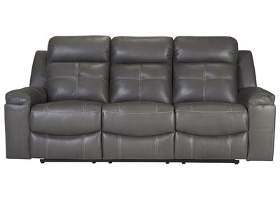 Image for Jesolo Dark Gray Reclining Sofa