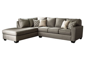 Calicho Cashmere Left Facing Sectional