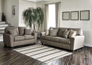 Image for Calicho Cashmere Sofa & Loveseat
