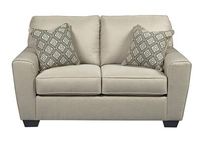 Calicho Ecru Loveseat