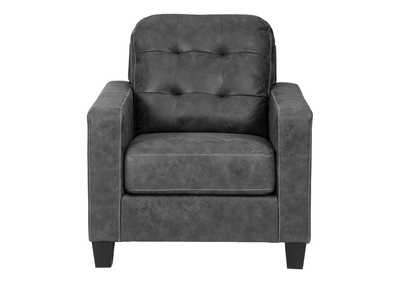 Image for Venaldi Gunmetal Chair