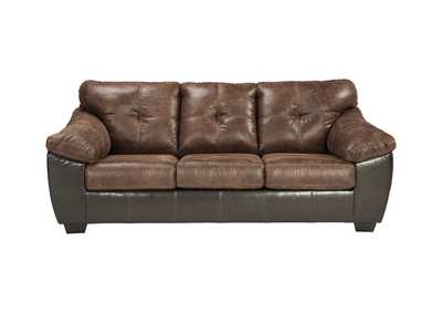 Gregale Coffee Queen Sofa Sleeper