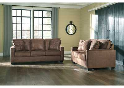 Terrington Harness Sofa and Loveseat