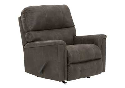 Navi Smoke Recliner