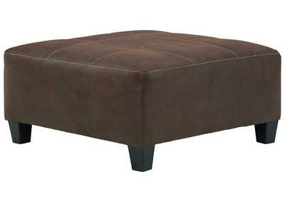 Image for Navi Oversized Accent Ottoman