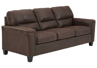 Image for Navi Chestnut Sofa