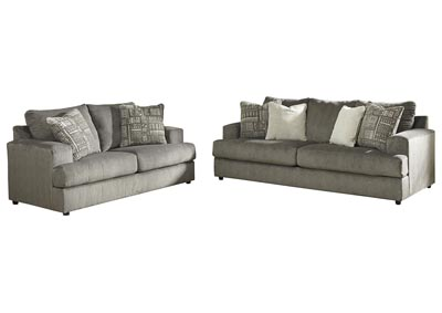 Image for Soletren Ash Sofa & Loveseat