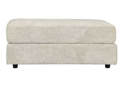 Soletren Stone Ottoman,Signature Design By Ashley