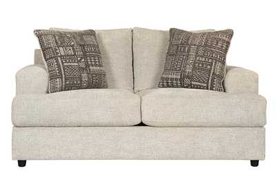 Image for Soletren Stone Loveseat