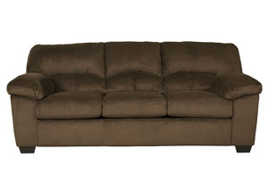 Dailey Chocolate Sofa