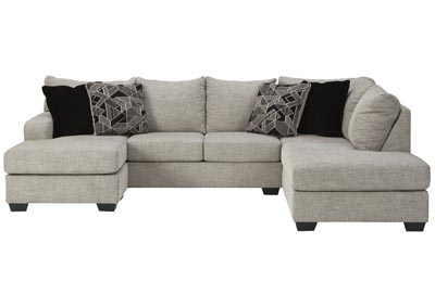 Image for Megginson Storm RAF Chaise End Sectional