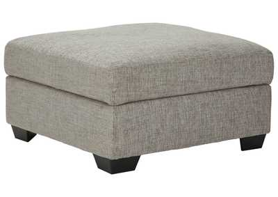 Image for Megginson Storm Ottoman with Storage