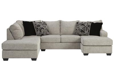 Megginson Storm Right-Arm Facing Sofa Chaise