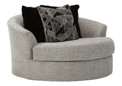 Megginson Storm Oversized Chair