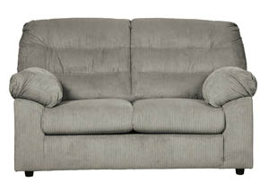 Gosnell Gray Loveseat