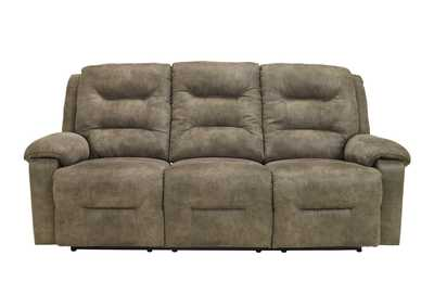 Image for Rotation Smoke Reclining Power Sofa