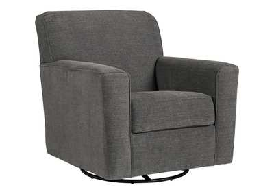 Alcona Charcoal Accent Chair