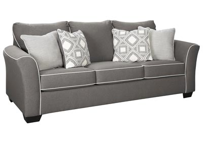 Image for Domani Charcoal Sofa