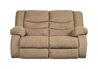 Image for Tulen Mocha Reclining Loveseat