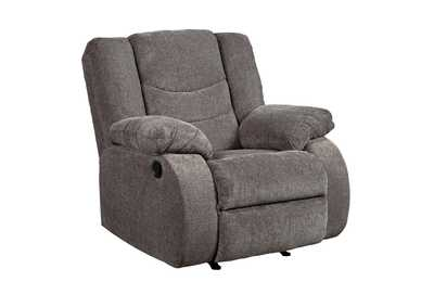 Image for Tulen Gray Rocker Recliner